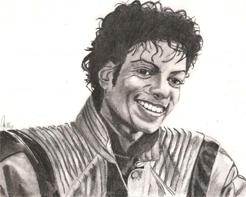 Michael Jackson by patrick